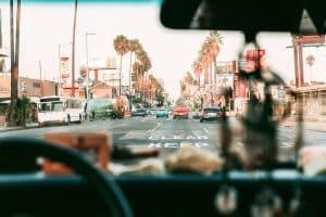 LA county street